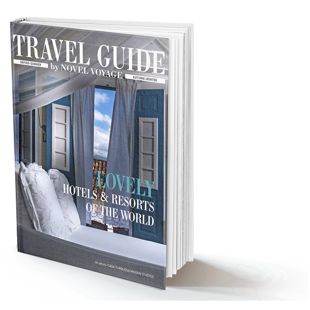 Travel Guide by Novel Voyage